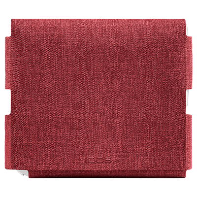 Fabric folio IQOS 3, Red, large
