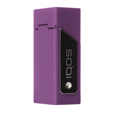 IQOS Clip-on Tray Purple, Purple, large