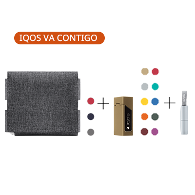 Pack: Clip On Tray + Funda de tela IQOS 3 + Cleaning Tool (Canary Islands), , medium