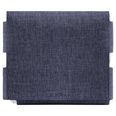 Fabric Folio IQOS 3 - Indigo (Peninsula and Balearic Islands), Indigo, large