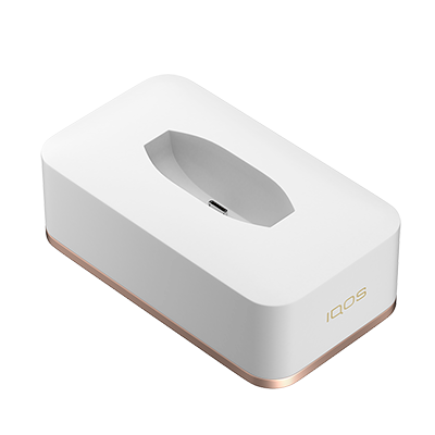 IQOS Single Charging Dock, White, large