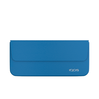 IQOS Carry Case Blue, Blue, large