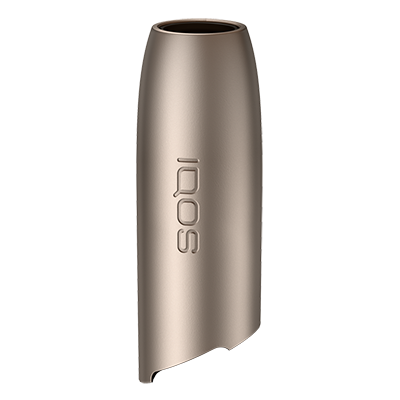 Cap IQOS 3 - Gold (Peninsula and Balearic Islands), Gold, large