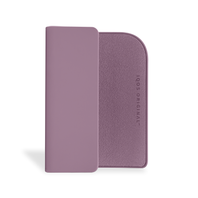 Plastic Clip IQOS 2.4 Plus - Lilac (Peninsula and Balearic Islands), Lilac, large