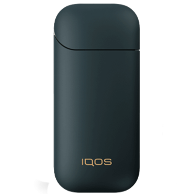IQOS 2.4 Plus Pocket Charger Slate (Peninsula and Balearic Islands), Slate, large