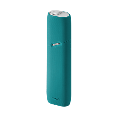 Silicone Sleeve IQOS 3 Multi - Teal green (Peninsula and Balearic Islands), Teal Green, large