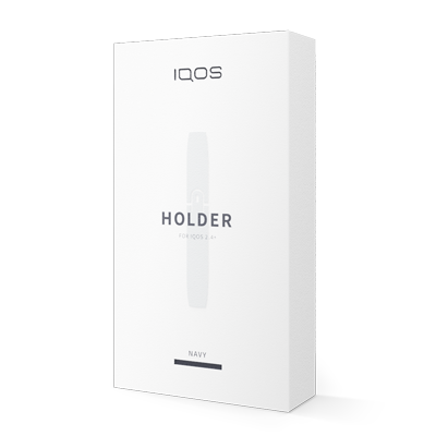 IQOS 2.4 Plus Holder Slate (Peninsula and Balearic Islands), Navy, large