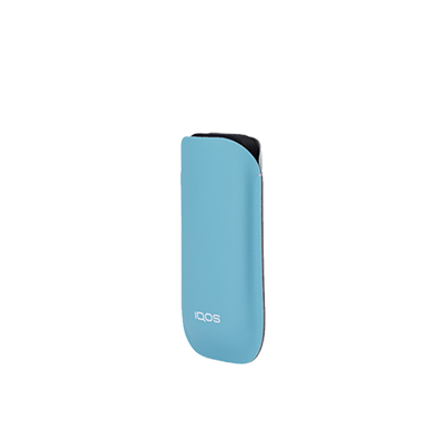 Sleek Cover Soft IQOS 2.4 Plus - Turquoise (Peninsula and Balearic Islands), Turquoise, large