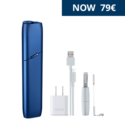 IQOS 3 MULTI Kit - Blue (Peninsula and Balearics), Stellar Blue, large