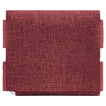 Fabric Folio IQOS 3 - Red (Peninsula and Balearic Islands), Red, medium