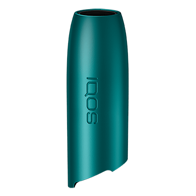 Cap IQOS 3 - Electric Teal (Peninsula and Balearic Islands), Electric Teal, large