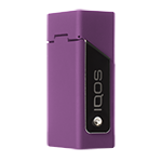 Clip-On Tray IQOS - Purple (Peninsula and Balearic Islands), Purple, medium