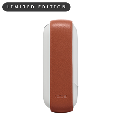 IQOS 3 DUO Leather Sleeve - Copper (Canary Islands), , large