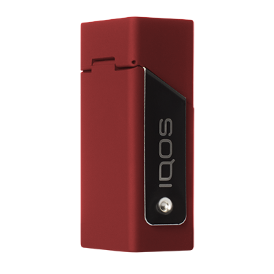 IQOS Clip-on Tray Red, Red, large