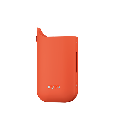 Sleeve IQOS 2.4 Plus - Tiger Lily (Peninsula and Balearic Islands), Tiger Lily, large