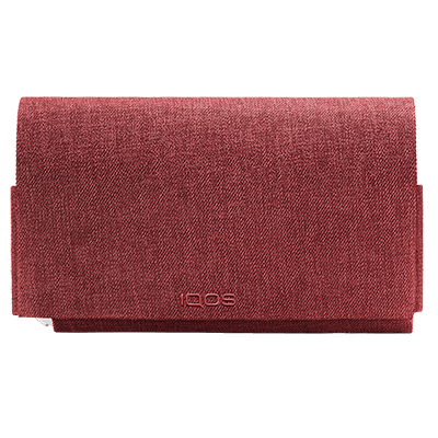 Duo Folio IQOS 3 - Red (Peninsula and Balearic Islands), Red, large