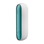 Door cover IQOS 3 - Electric Teal  (Peninsula and Balearic Islands), Electric Teal, medium