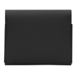 IQOS 2.4 Plus Leather Wallet (medium) Black (Canary Islands), Black, medium