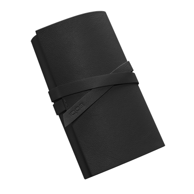 Leather Roll IQOS 2.4 Plus - Black (Peninsula and Balearic Islands), Black, large