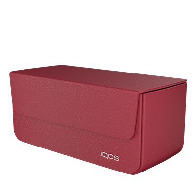 Carry Case IQOS Plus - Red (Peninsula and Balearic Islands), Red, large