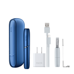 IQOS 3 Kit - Blue (Peninsula and Balearics), Blue, medium