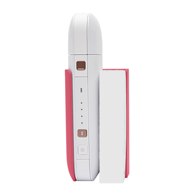 Plastic Clip IQOS 2.4 Plus - Carmine  (Peninsula and Balearic Islands), Carmine, large