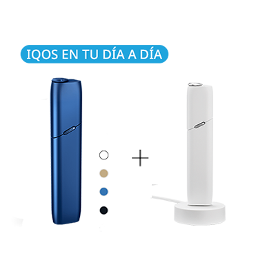 Pack: Kit + Cargador de Mesa IQOS 3 Multi (Canarias), , medium
