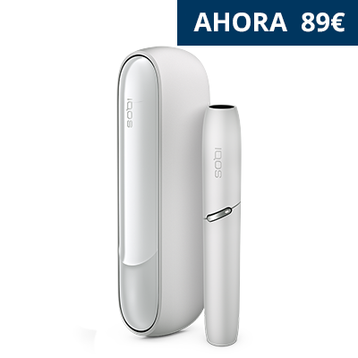 Kit IQOS 3 - Blanco (Península y Baleares), Blanco, large