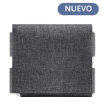 Funda de tela IQOS 3, gris, medium