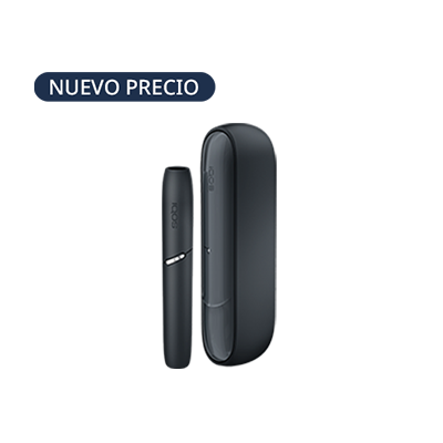 Kit IQOS 3 DUO - Negro (Canarias), NEGRO, medium