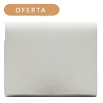 Funda de piel IQOS 2.4 Plus (mediana) (Canarias), Crema, medium