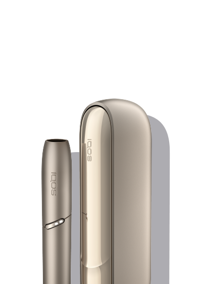 IQOS 3 duo and charger